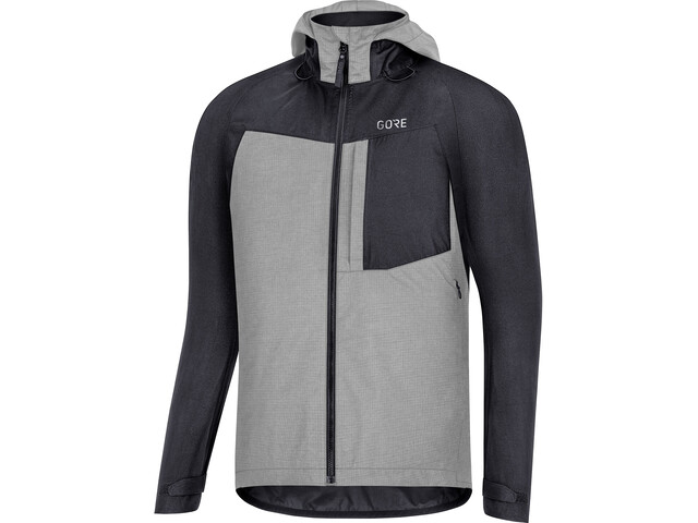 GORE WEAR C5 Gore-Tex Trail Jakke Herrer, black
